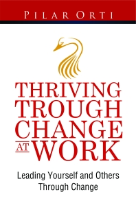 Book cover for Thriving through Change at Work